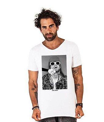 Camiseta Kurt Coubain - La Moustache