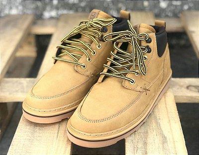 Tênis Coruna Camel Footwear Mid - Hocks