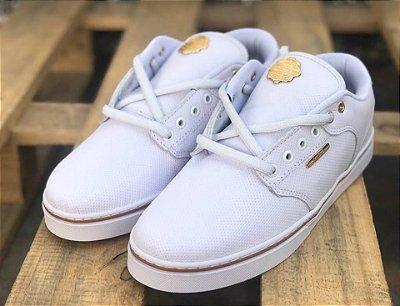 Tênis Skateboard Branco - Hocks