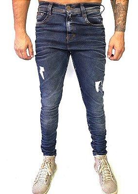 Calça Jeans Febe 3D Skinny - Degrant