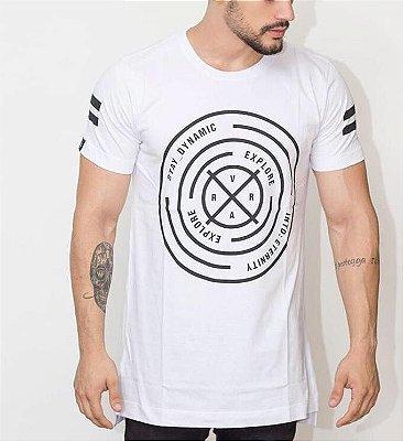 Longline Dynamic White - Riviera Clothing