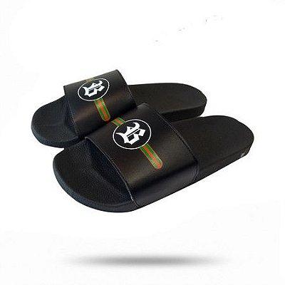 Chinelo Slide Black - BLCK Brasil