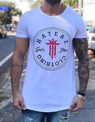 Camiseta Longline All Haterz Star - Haterz