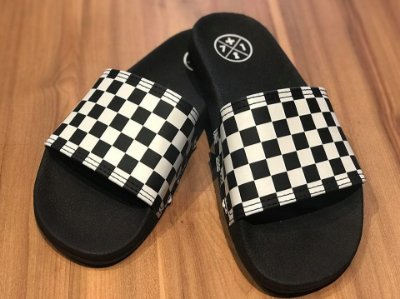 Chinelo Slide Checkerboard - +71 Clothing