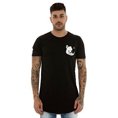 Camiseta Longline Dab Dog Mini - Dabliu Costa