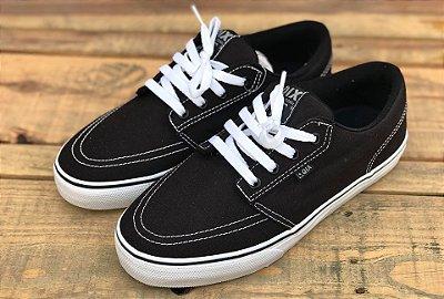 Tênis Next Vulcan Preto 109401 - Qix Skateboard