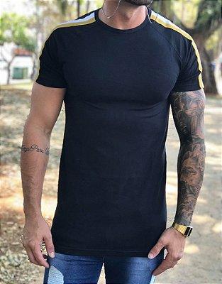 Camiseta Longline Ribbons - Hundred limit