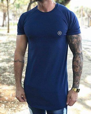 Camiseta Longline Basic  - Tudo Tranquilo