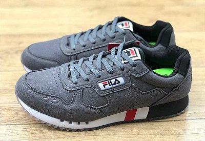 Tênis Fila Classic 92  Ss Dark Grey - Fila