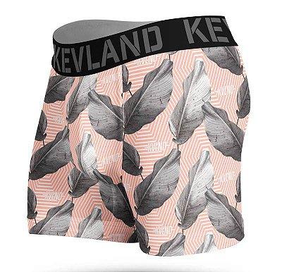 Cueca Boxer Pink Wings - Kevland