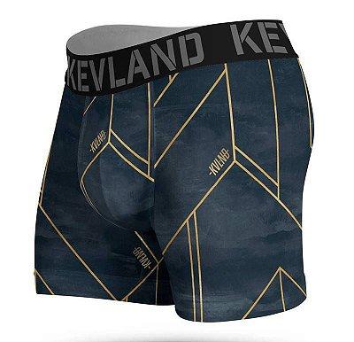 Cueca Boxer Dark Line - Kevland