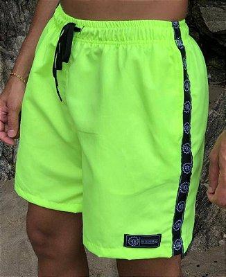 Shorts Beach Neon Verde - FB Clothing