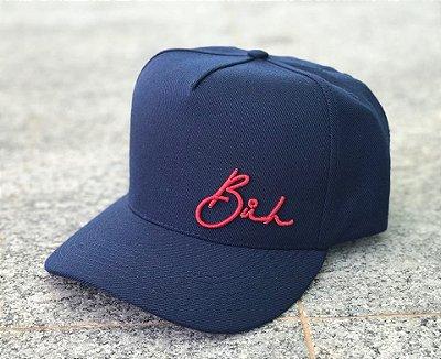 Boné Snapback Color Blue - Buh
