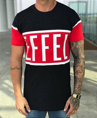 Camiseta Longline Brand - Effel Culture