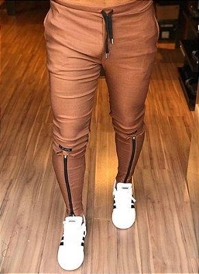 Calça Bengaline Brown - Lacapa