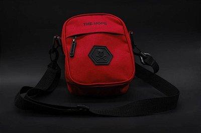 Shoulder Bag Skull Red - The Hope
