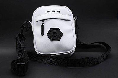 Shoulder Bag Skull White - The Hope