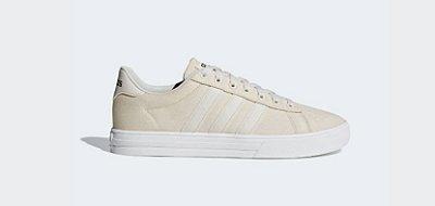 Tênis Daily 2.0 Creme - Adidas