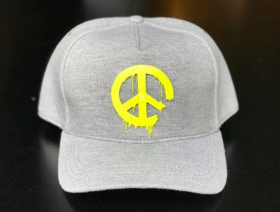 Boné Snapback Mescle Peace - Hundred Limit