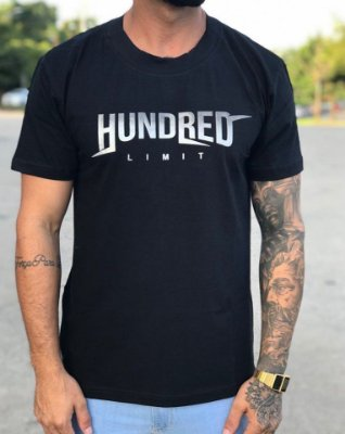 T-shirt Cromo - Hundred Limit