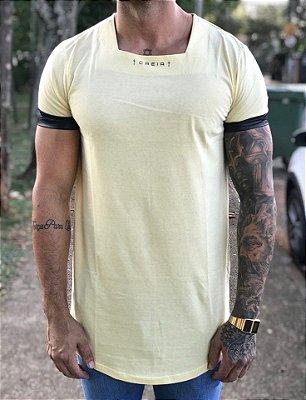0f3ece73e8 Camiseta Longline Happy Gola Quadrada - King Joy - Imperium Store ...