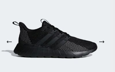 Tênis Questar Flow Black - Adidas