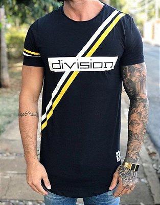 Camiseta Longline Division - King Joy