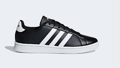 Tênis Grand Court Black - Adidas