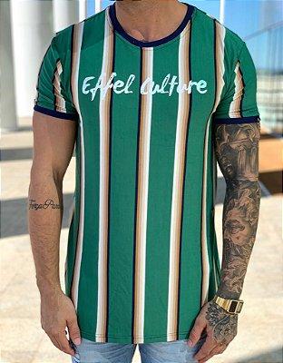 T-shirt Small Stripes - Effel Culture
