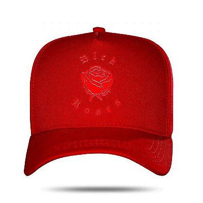 Boné Snapback Contour Roses Red - BLCK