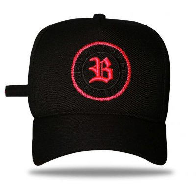 Boné Strapback ZigZag Black Pink - BLCK