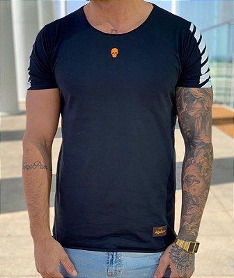 T-Shirt Long Recorte Costas 1 - John Jones