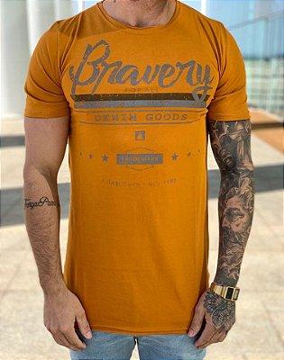 Camiseta Longline Bravery - Austin Club