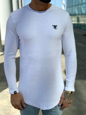 Camiseta Manga Longa Unglued - Totanka