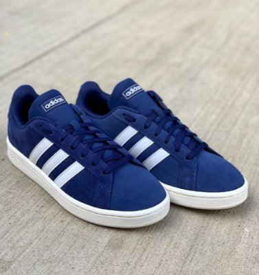 Tênis Grand Court Masculino Blue - Adidas