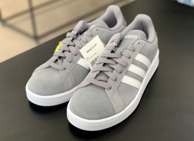 Tênis Grand Court Grey - Adidas