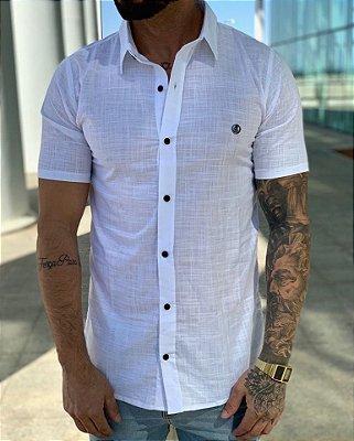 Camisa Manga Curta White - Exalt Urban