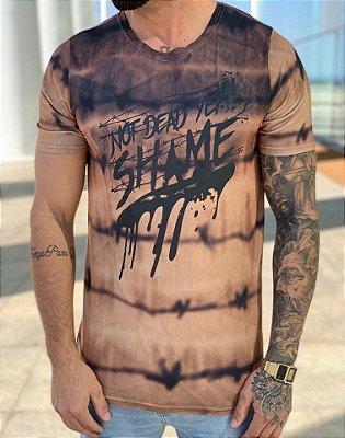 T-Shirt Long Shame - Austin Club