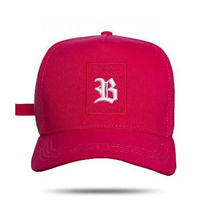 Boné Strapback Classic Pink