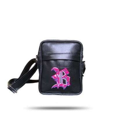 Shoulder Bag Splash Black - BLCK