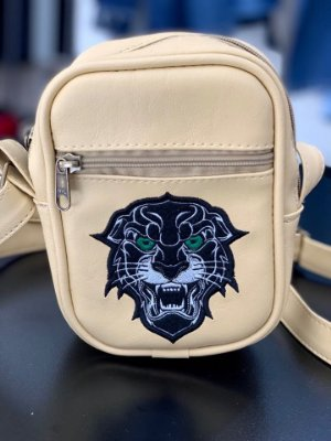 Shoulder Bag Bege Tigre - Totanka