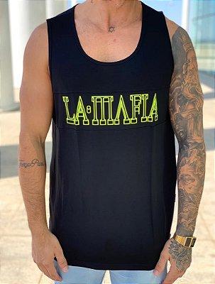 Regata Longline Neon Green - La mafia