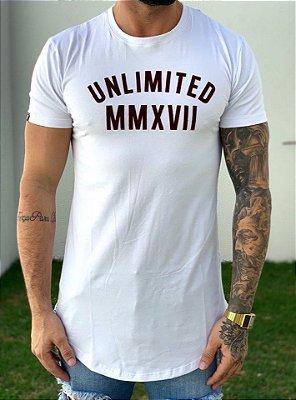 Camiseta Longline Unlimited - Totanka