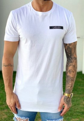 Camiseta Longline Watch Them Fall - La Mafia