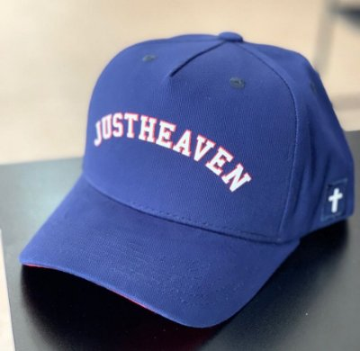 Boné Snapback Classic Blue - Just Heaven