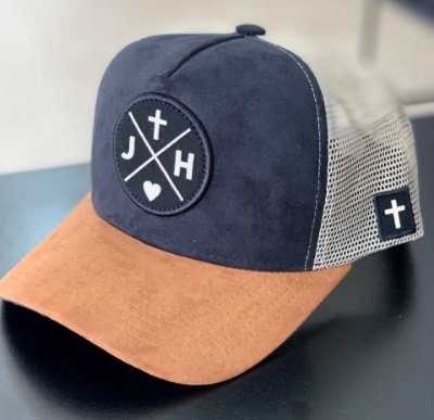 Boné Trucker Classic Three Colors - Just Heaven