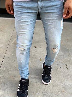 Calça Jeans Skinny Nancy - Zip Off