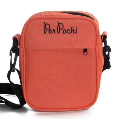 Shoulder Bag Laranja Neon - PerPochi