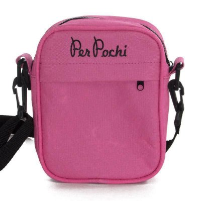 Shoulder Bag Rosa Neon - PerPochi