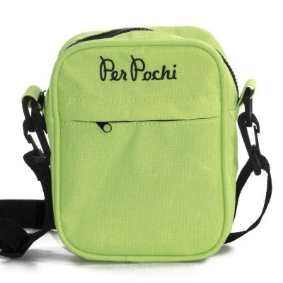 Shoulder Bag Verde Neon - PerPochi